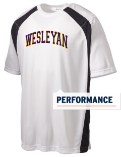 Texas Wesleyan University Rams Men's Dry Zone Colorblock T-Shirt