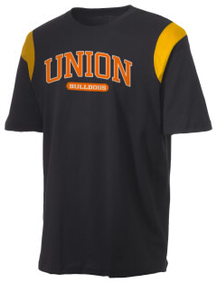 Union College  Bulldogs Holloway Men's Rush T-Shirt