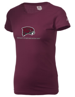 University of Maryland Eastern Shore Hawks  Russell Women's Campus T-Shirt
