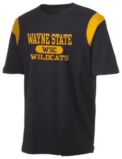 Wayne State College Wildcats Holloway Men's Rush T-Shirt