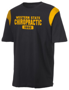 Western States Chiropractic College Chiropractic Holloway Men's Rush T-Shirt