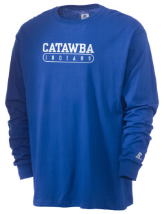 Catawba College Indians  Russell Men's Long Sleeve T-Shirt