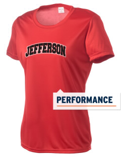 Jefferson Medical College College Women's Competitor Performance T-Shirt