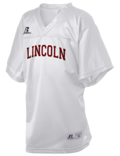 Lincoln Christian College Preachers Russell Kid's Replica Football Jersey