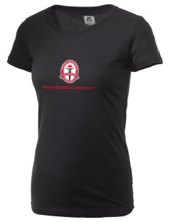 North Greenville University Crusaders  Russell Women's Campus T-Shirt