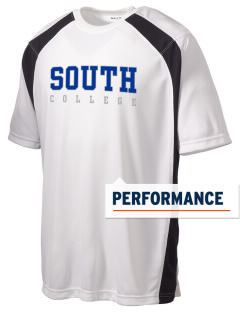 South College College Men's Dry Zone Colorblock T-Shirt