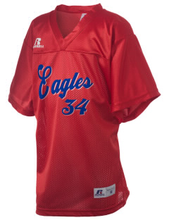 John Glenn High School Eagles Russell Kid's Replica Football Jersey