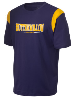 Buttonwillow Elementary School Roadrunners Holloway Men's Rush T-Shirt
