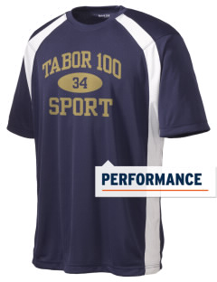 Tabor 100 Sport Men's Dry Zone Colorblock T-Shirt