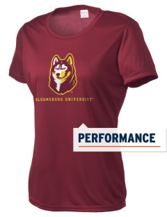 Bloomsburg University Huskies Women's Competitor Performance T-Shirt