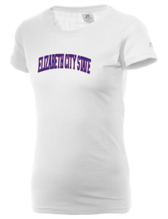Elizabeth City State University Vikings  Russell Women's Campus T-Shirt