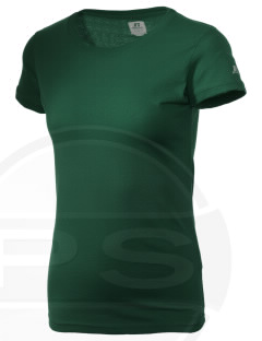 Slippery Rock University The Rock  Russell Women's Campus T-Shirt