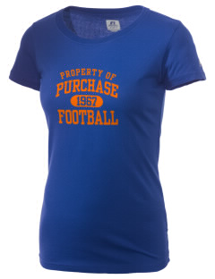 State University of New York at Purchase Panthers  Russell Women's Campus T-Shirt