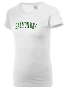 Salmon Bay Panthers  Russell Women's Campus T-Shirt