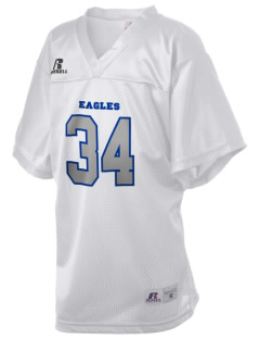 Agua Dulce Elementary School Eagles Russell Kid's Replica Football Jersey