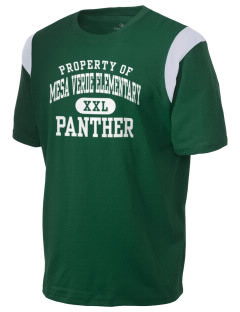 Mesa Verde Elementary School Panther Holloway Men's Rush T-Shirt