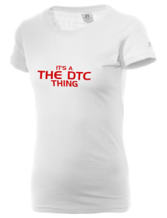 The DTC The DTC  Russell Women's Campus T-Shirt