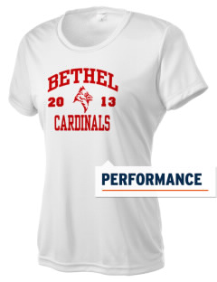 Bethel Elementary School Cardinals Women's Competitor Performance T-Shirt