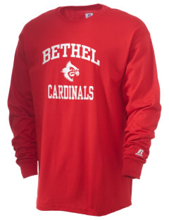 Bethel Elementary School Cardinals  Russell Men's Long Sleeve T-Shirt