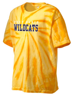 West Ranch High School Wildcats Kid's Tie-Dye T-Shirt