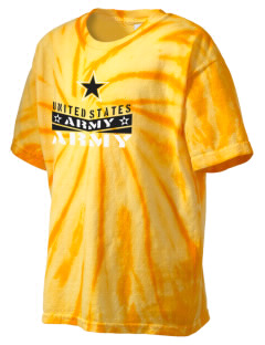 Anniston Army Depot Kid's Tie-Dye T-Shirt
