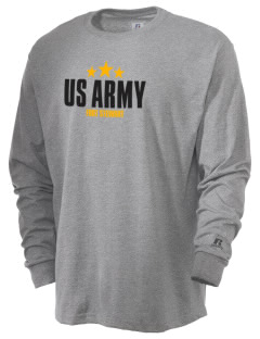 Fort Stewart  Russell Men's Long Sleeve T-Shirt
