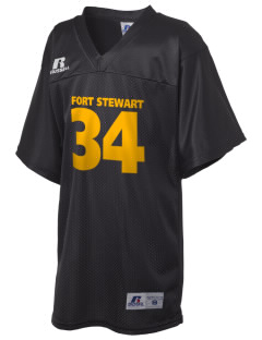 Fort Stewart Russell Kid's Replica Football Jersey