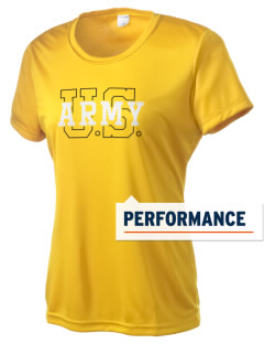 Fort Detrick Women's Competitor Performance T-Shirt