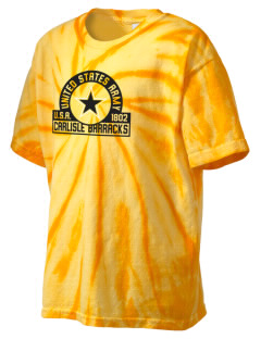 Carlisle Barracks Kid's Tie-Dye T-Shirt