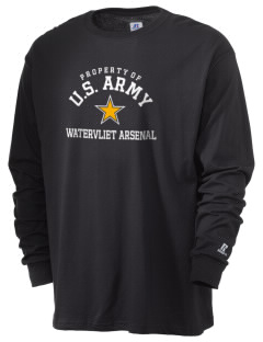 Watervliet Arsenal  Russell Men's Long Sleeve T-Shirt