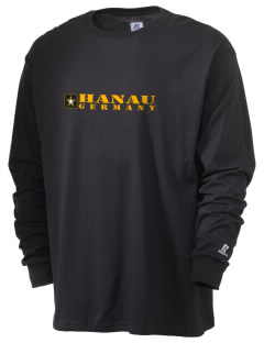 Hanau  Russell Men's Long Sleeve T-Shirt