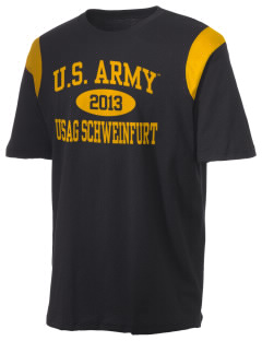 USAG Schweinfurt Holloway Men's Rush T-Shirt