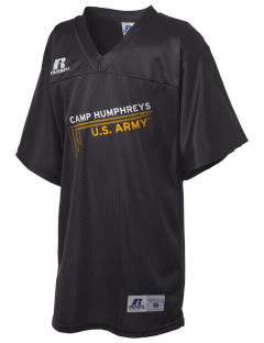 Camp Humphreys Russell Kid's Replica Football Jersey