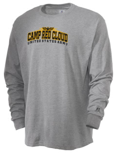 Camp Red Cloud  Russell Men's Long Sleeve T-Shirt