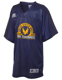Coronado Naval Amphibious Base Russell Kid's Replica Football Jersey