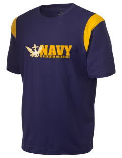Bremerton Naval Station Holloway Men's Rush T-Shirt