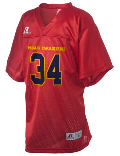 Iwakuni Marine Corps Air Station Russell Kid's Replica Football Jersey