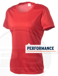 San Juan U.S. Coast Guard Base Women's Competitor Performance T-Shirt