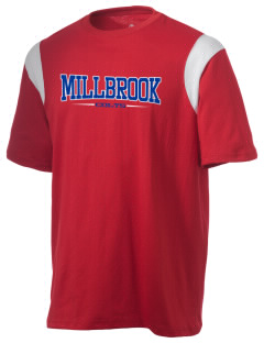 Millbrook Elementary School Colts Holloway Men's Rush T-Shirt
