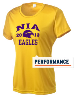 NIA Community Public Charter School Eagles Women's Competitor Performance T-Shirt