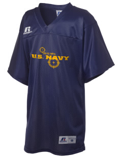 USS Olympia Russell Kid's Replica Football Jersey