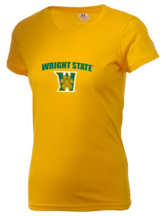 Wright State University Raiders  Russell Women's Campus T-Shirt