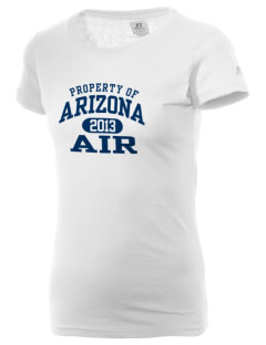 Arizona Air National Guard  Russell Women's Campus T-Shirt