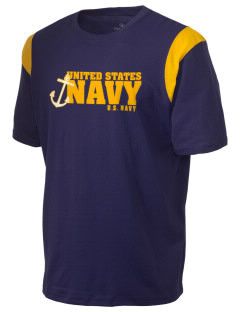 U.S. Navy Holloway Men's Rush T-Shirt