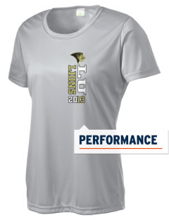 Lindenwood University Lions Women's Competitor Performance T-Shirt