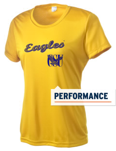 Coppin State University Eagles Women's Competitor Performance T-Shirt
