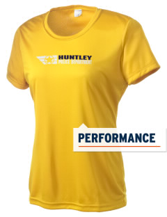 Huntley Police Department Women's Competitor Performance T-Shirt