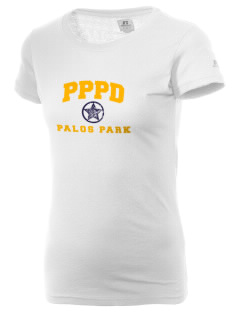 Palos Park Police Department  Russell Women's Campus T-Shirt