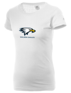 La Sierra University Golden Eagles  Russell Women's Campus T-Shirt