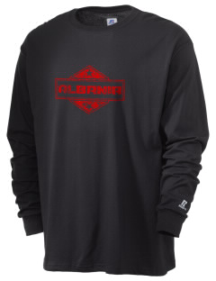 Albania  Russell Men's Long Sleeve T-Shirt
